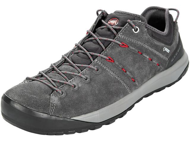 Mammut Hueco Low GTX Miehet kengät , harmaa